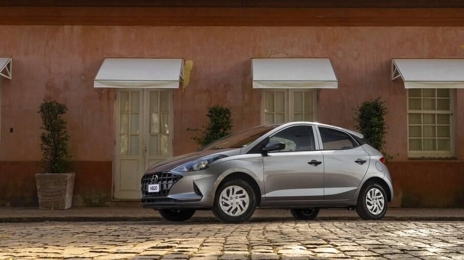 Hyundai HB20 2022: sem mudanças, compacto ganha tens de segurança visando as novas normas que entrarão em 2024