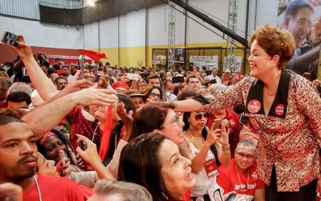 Dilma Rousseff foi oficializada como candidata ao Senado quase dois anos depois de sofrer um impeachment