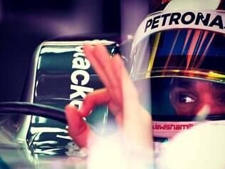 Lewis Hamilton segue dominando a temporada da Fórmula 1