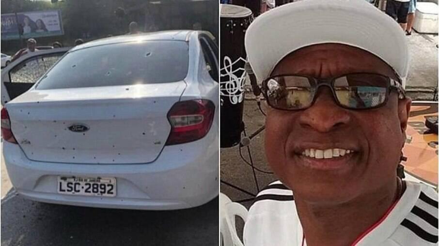 'Espero uma justiça digna', diz viúva de músico morto a tiros por militares