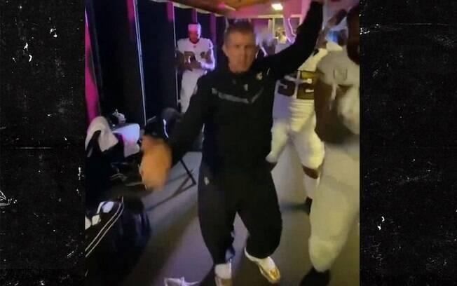 Dança na NFL