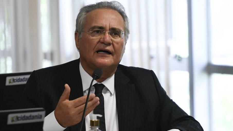 Senador Renan Calheiros (MDB-AL) é um dos principais críticos do governo na Casa