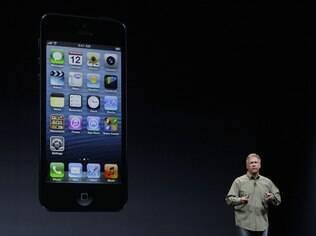 iPhone 5S é o primeiro da linha com suporte a 4G