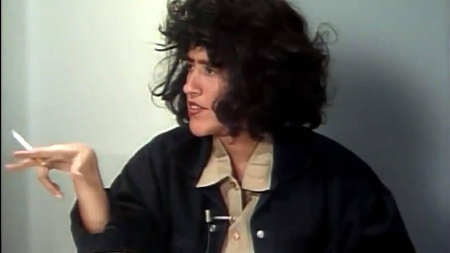 Internautas relembraram a participação de Regina Casé no TV Pirata