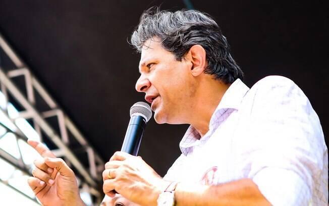 Haddad declarou que algumas diretrizes e propostas de Ciro Gomes se assemelham são compatíveis com a do programa de governo do PT