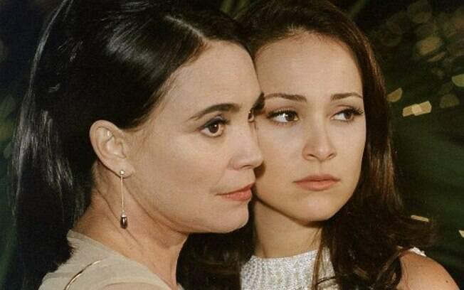 Regina Duarte e Gabriela Duarte: mãe e filha em