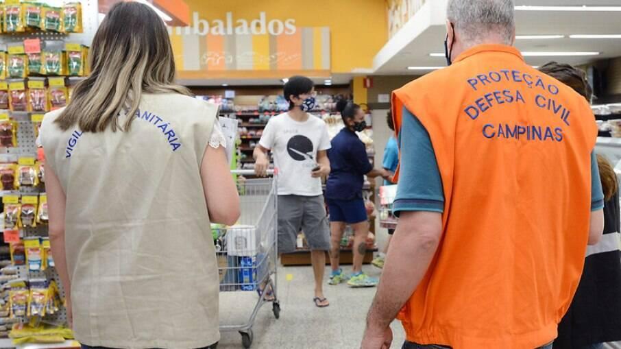 Mercados terão que seguir regras mais rígidas em Campinas.