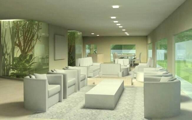 Em uma linha clean, a arquiteta Selma Tammaro aposta no branco para os móveis da 'Casa do Velejador'. Destaque também para os espaços com plantas