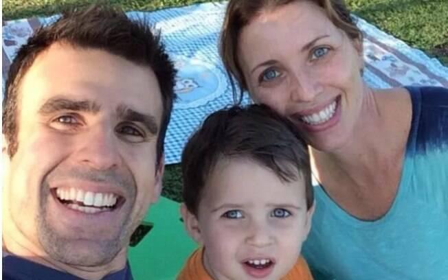 Mendel Bydlowski e família