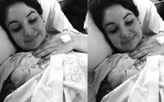 A carta aberta de Laura Mazza sobre os medos e realidades da gravidez e do parto está emocionando as mães na internet