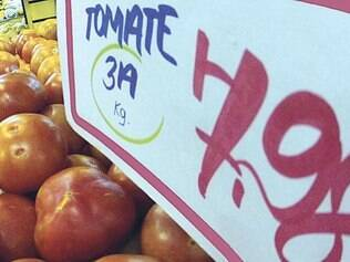 O tomate foi um dos maiores vilões da inflação durante o ano