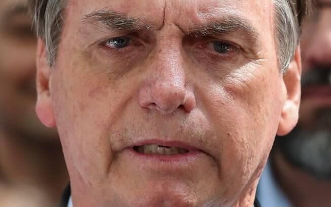 Polícia Federal investiga grupo terrorista que ameaça o presidente Jair Bolsonaro e ministros