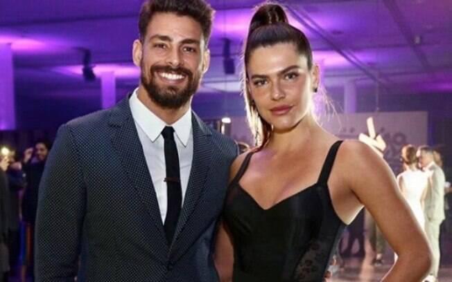 Cauã Reymond e Mariana Goldfarb terminam relacionamento sério e deixam de morar juntos