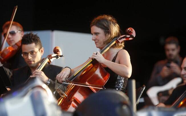 Rock in Rio: Orquestra mistura Beethoven com Legião Urbana e Rita Lee