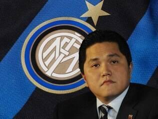 Erick Thohir é o magnata que administra a Internazionale de Milão