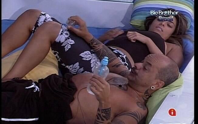 João Carvalho e Monique almejam a liderança