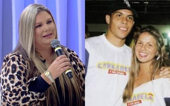 Vivi Brunieri teve um relacionamento com Ronaldo Fenômeno