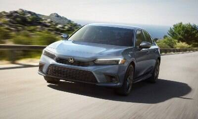Honda mostra novo Civic por completo