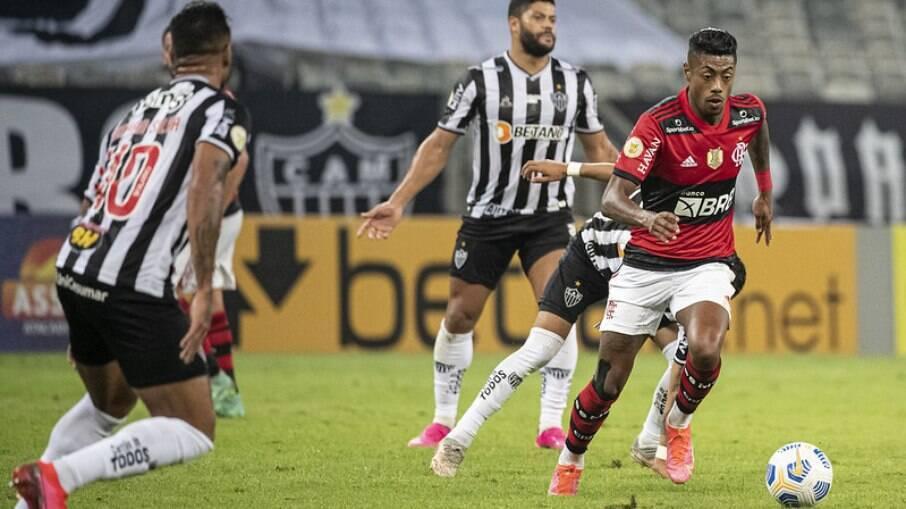 Flamengo, Atlético e Palmeiras prometem travar disputa acirrada pelo título do Brasileirão