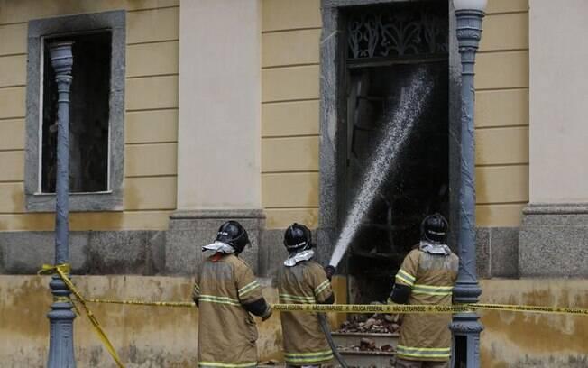 No dia 2 de setembro, um incêndio, que é alvo de investigações, destruiu o Museu Nacional, queimando 90% do acervo