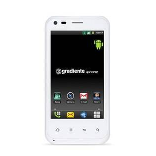 Gradiente chegou a lançar um celular com a marca iphone