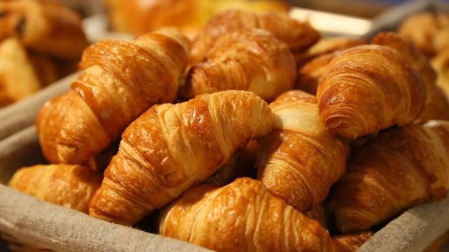 Que tal uma cesta de pães, para recheá-la com croissants ou seus pãezinhos favoritos?