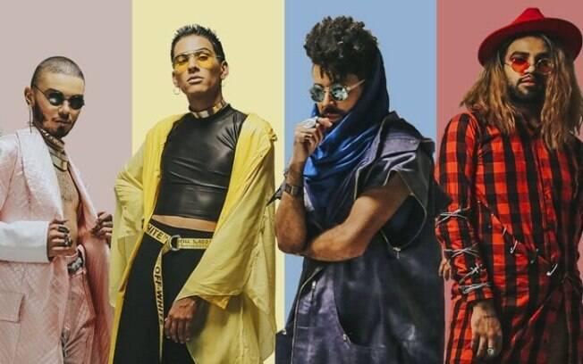 Quebrada Queer chegou às paradas musicais quebrando tabus e tocando na ferida do rap nacional
