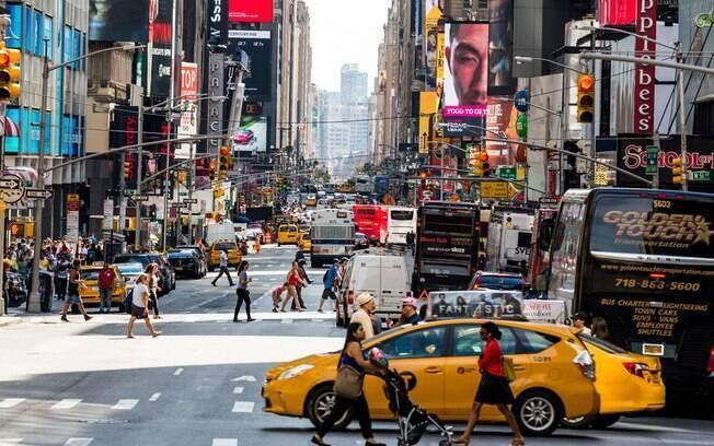 ruas de ny