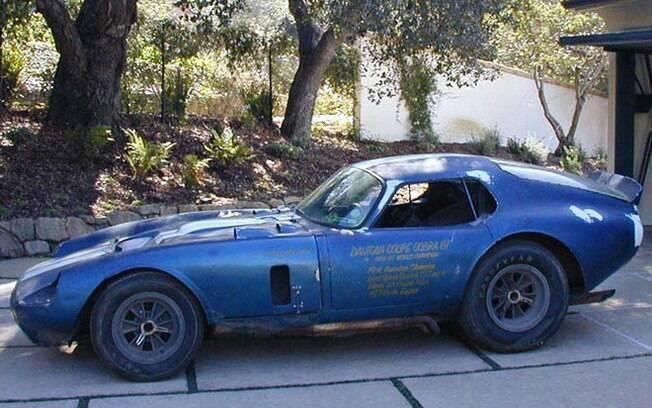 Acredite, este Cobra vale US$ 4 milhões