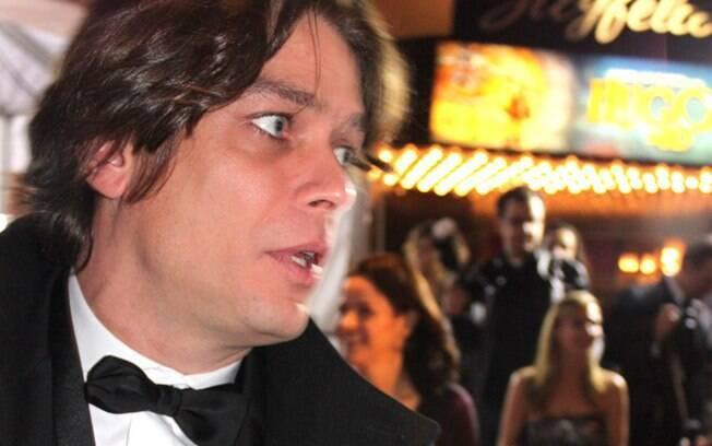 Fábio Assunção trabalhou com Bottino na novela