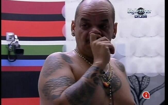 João Carvalho diz que não come esse prato de jeito nenhum