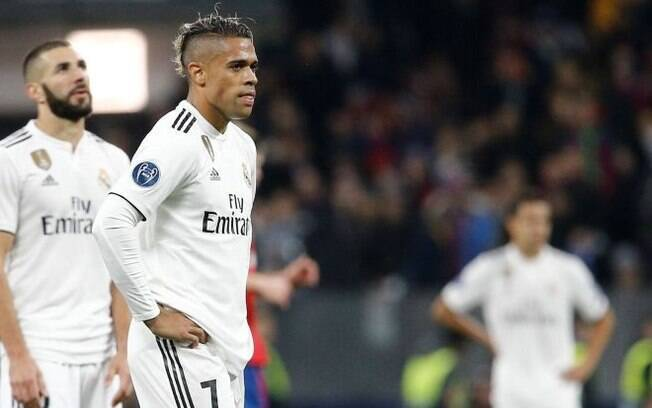 Crise no Real Madrid: Mariano Diaz é um dos insatisfeitos