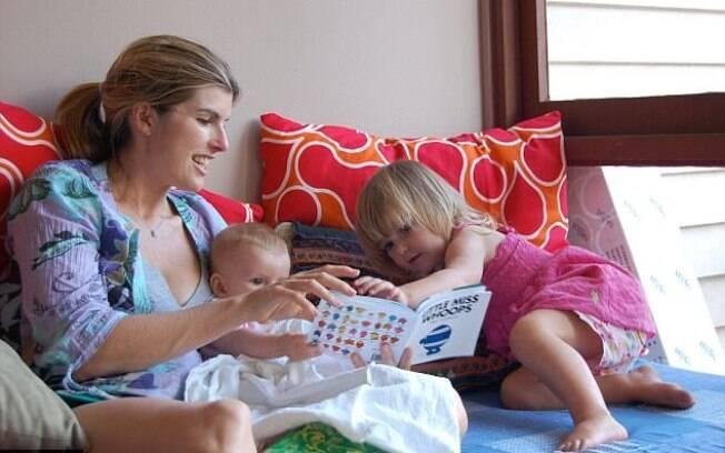 Lizzy Willamson conta detalhes de como conseguiu superar a depressão pós-parto