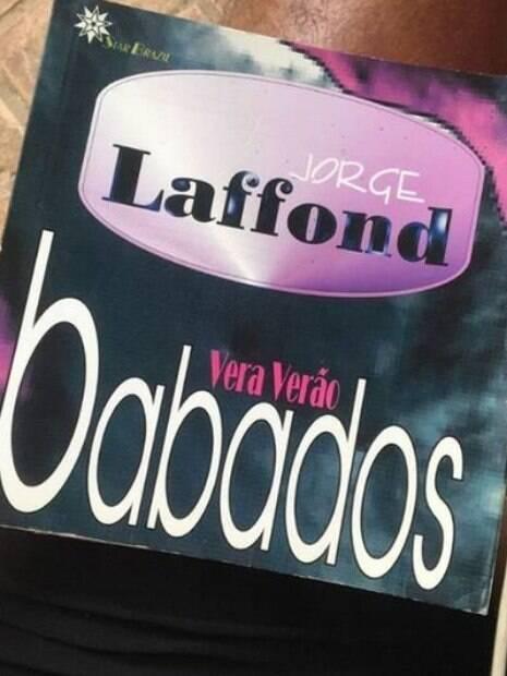 Autobiografia de Jorge Lafond, sua própria Caixa de Pandora