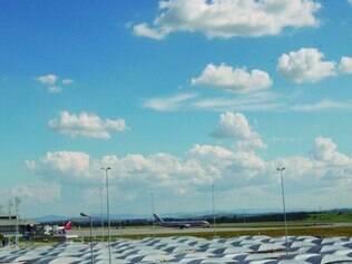 Preço do estacionamento em Confins subiu 3% em 2013