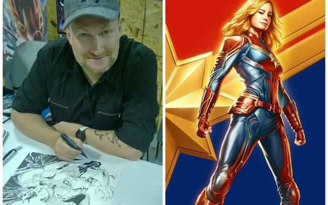Ilustrador da DC Comics faz duras críticas ao filme