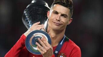 Cristiano Ronaldo indica quem será o melhor do mundo