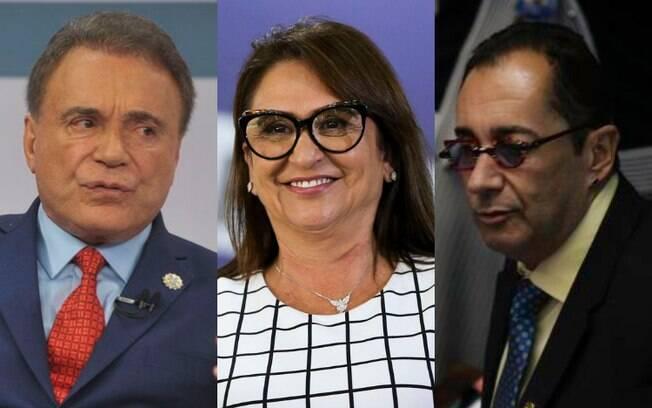 Álvaro Dias, Kátia Abreu e Jorge Kajuru foram alguns dos senadores que votaram contra mudanças no pagamento do abono salarial na reforma da Previdência
