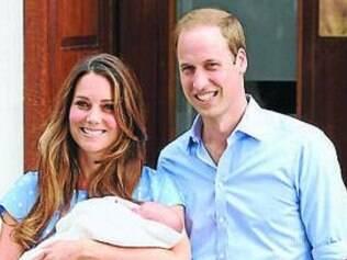 William e Kate já expressaram  vontade de ter  família maior