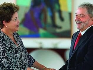 Reunião de Dilma e Lula em um hotel não estava na agenda
