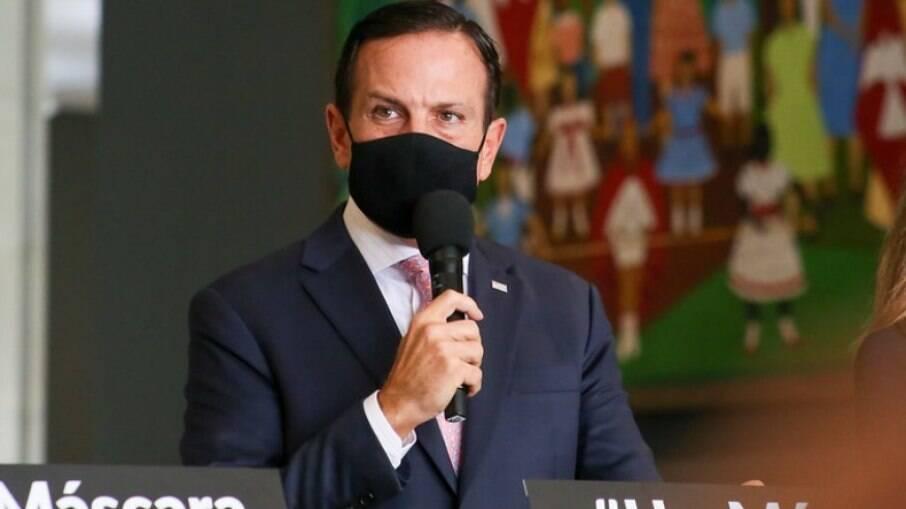 Doria deve anunciar medidas mais restritivas da quarentena hoje