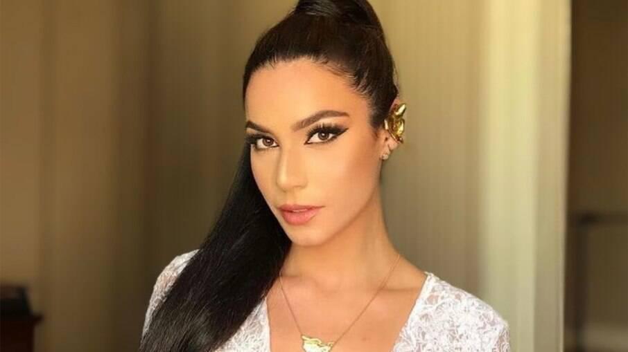 Julia Gama ficou em segundo lugar no Miss Universo