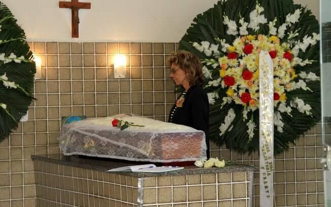 Marília Pêra se despede do amigo Ítalo Rossi