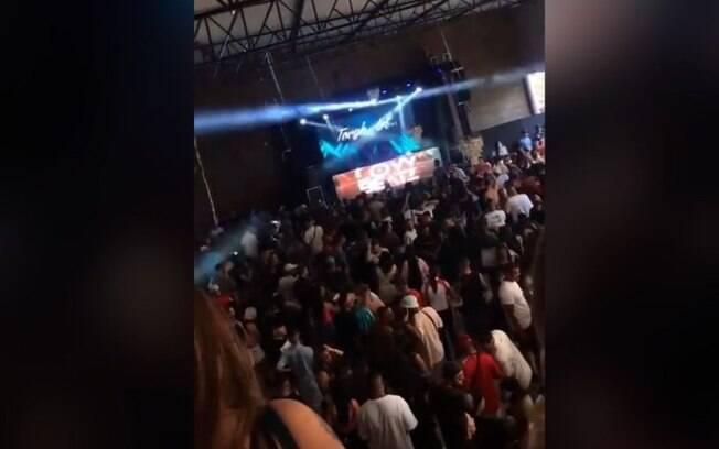 Guarda Municipal encerra festa rave com 1 mil pessoas em Sumaré