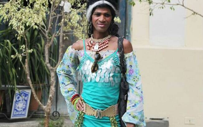 Mulher trans em Havana