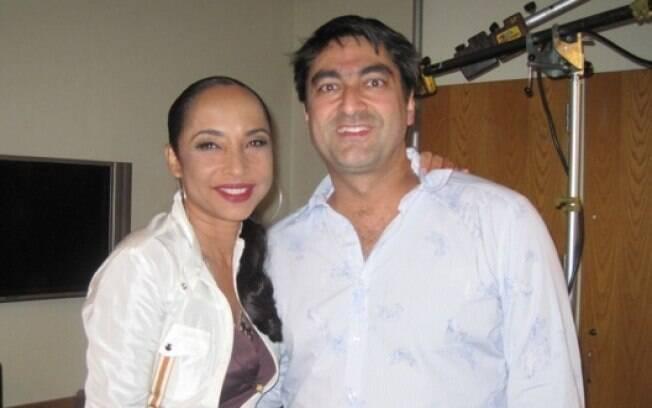 Com Sade em Austin (Texas), no encontro que Zeca esperou 25 anos para acontecer