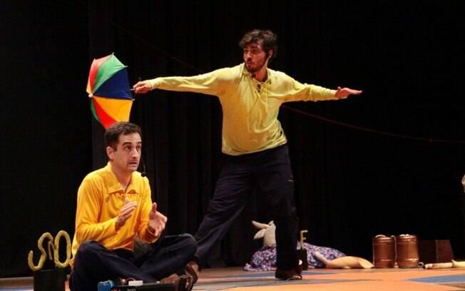 Peça teatral infantil expõe o folclore brasileiro