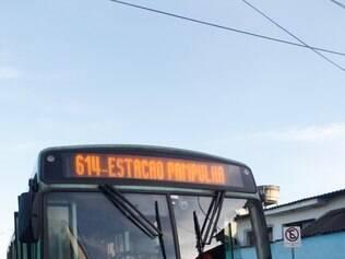 Implantação do serviço na estação Pampulha pegou passageiros de surpresa
