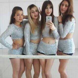 Thayse criou o grupo Black Shine quando se apaixonou por K-pop e suas coreografias