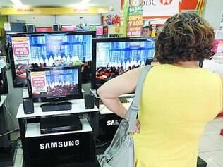 Corte nos planos de comprar afeta principalmente bens duráveis